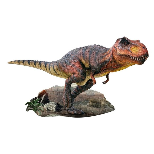 T-Rex puzzel - 100st   Madd Capp