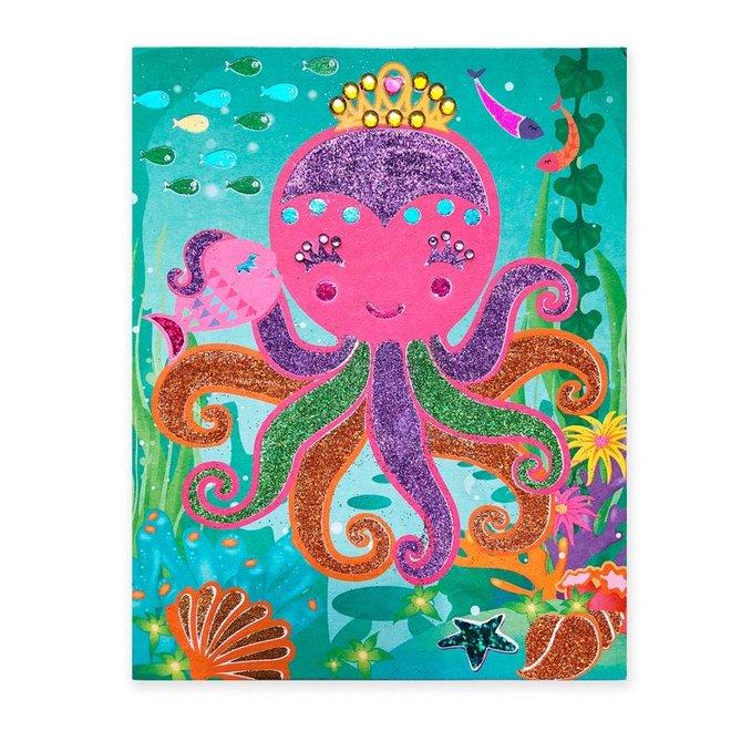 Knutselset Glitters & Folie - Mermaids
