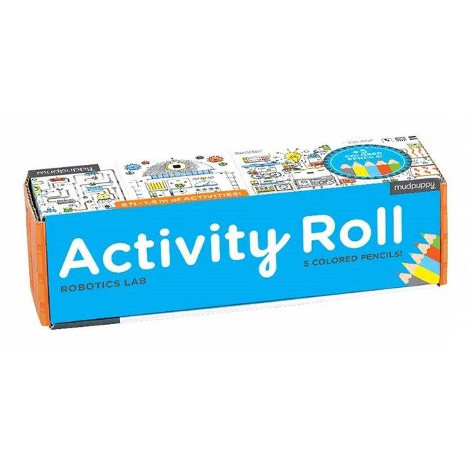 Activity Roll Robotics Lab
