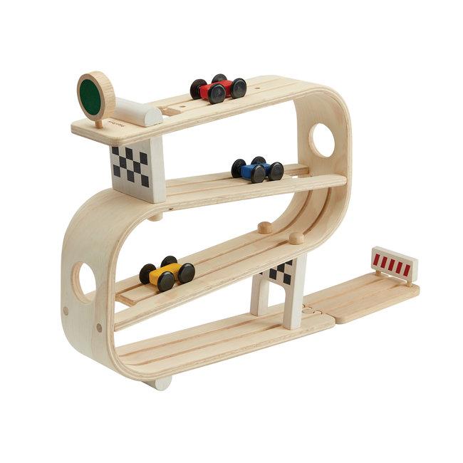 Houten Racebaan - Circuit Racer