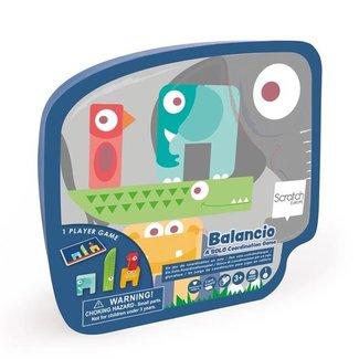 Scratch Balancio - Balanceerspel