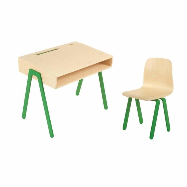 Kinderbureau met stoel - Small (2-6 jaar)