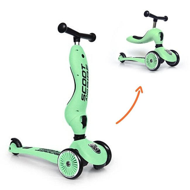 Scoot and Ride Step - Highwaykick 1- Kiwi | Scoot and Ride