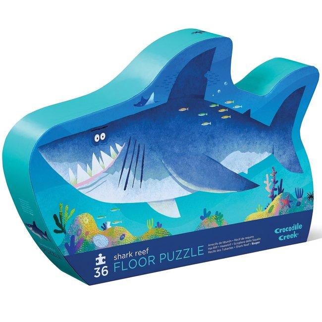 Crocodile Creek Puzzel Shark Reef - 36 stukken