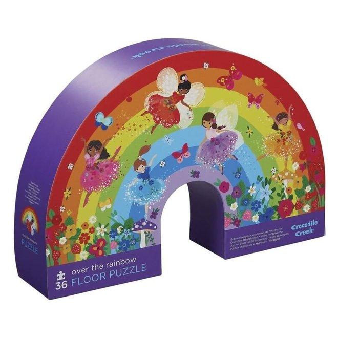 Puzzel Over the Rainbow - 36 stukken