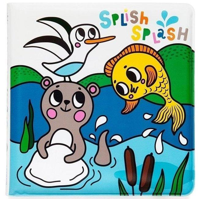 Magisch badboekje Splish Splash - Sea