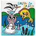 Petit Monkey Magisch badboekje Splish Splash - Sea