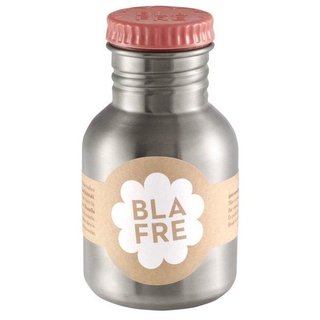 Coole stalen drinkfles 300ml roze   Blafre