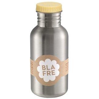 Blafre Coole stalen drinkfles 500ml Lichtgeel | Blafre