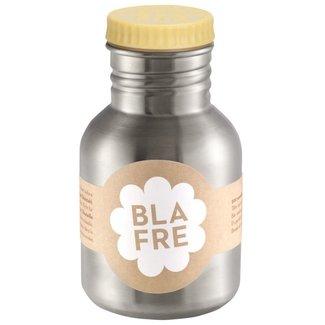 Blafre Coole stalen drinkfles 300ml Lichtgeel   Blafre