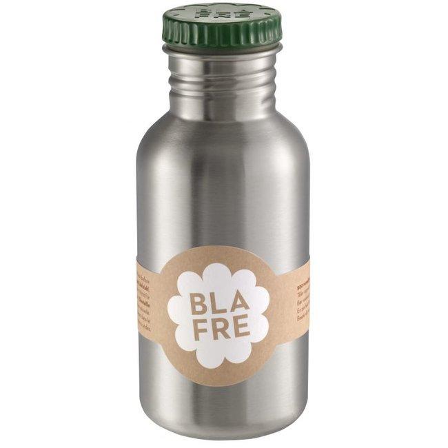 Blafre Coole stalen drinkfles 500ml Groen | Blafre
