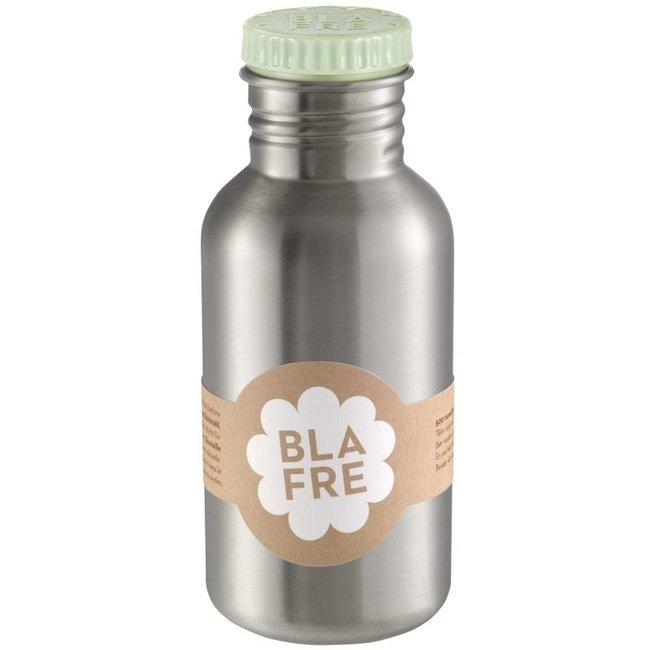 Blafre Coole stalen drinkfles 500ml Zacht Groen | Blafre