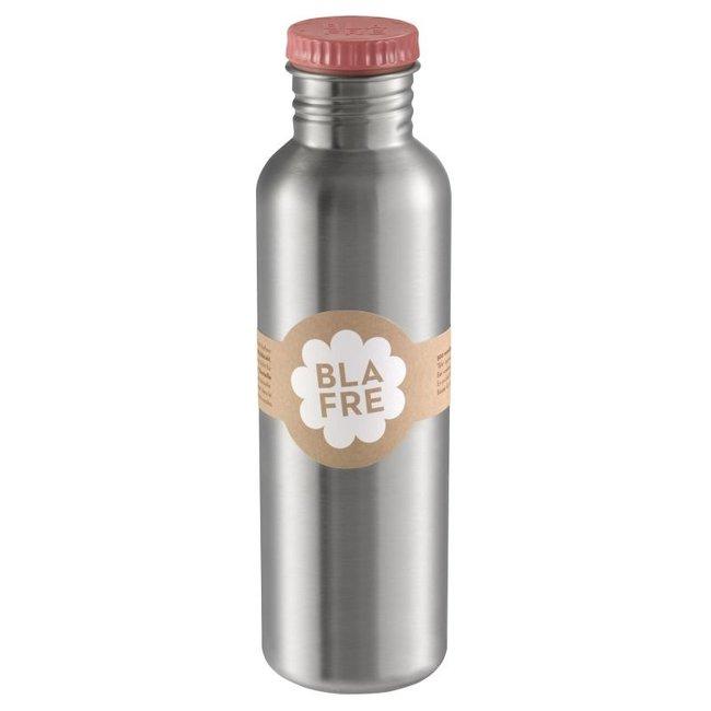 Blafre Coole stalen drinkfles 750ml Roze | Blafre