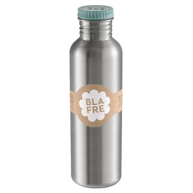 Blafre Coole stalen drinkfles 750ml Appelblauw | Blafre