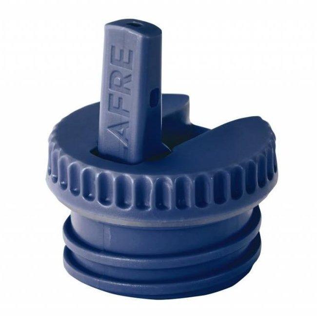 Dopje met Tuit - Navy Blauw   Blafre