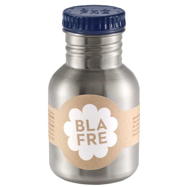 Blafre Stalen Drinkfles 300ml Donkerblauw | Blafre