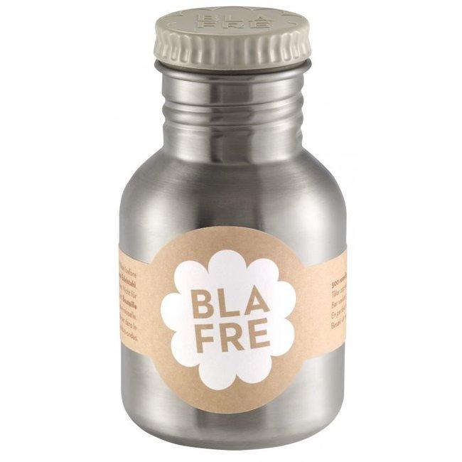 Blafre Stalen Drinkfles 300ml Grijs | Blafre