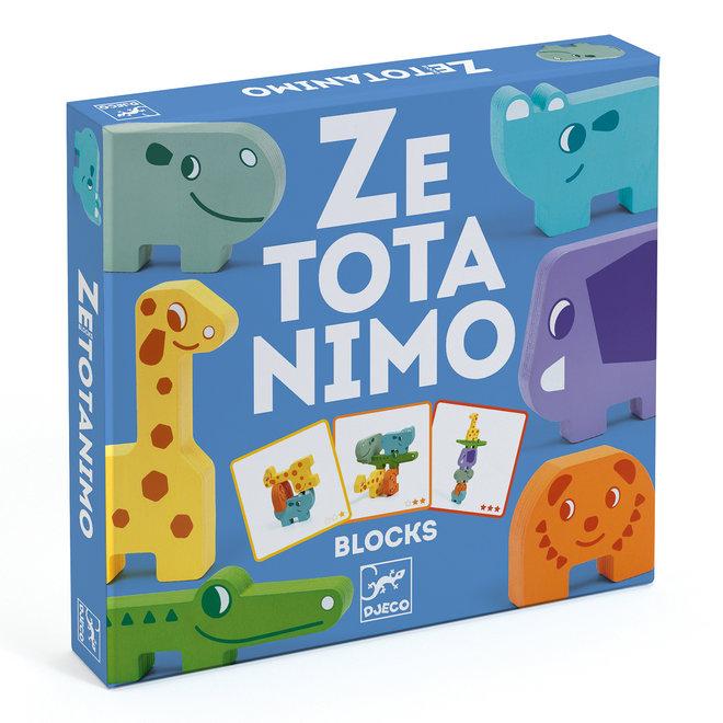 Balanceerspel Ze Totanimo |Djeco