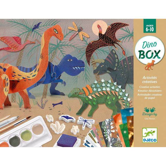 Multi-activiteitenset Dinowereld   Djeco
