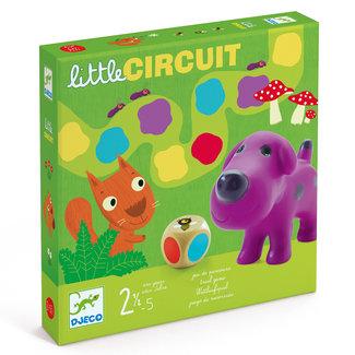 Djeco Bordspel Littel Circuit