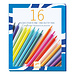 Djeco Fijne Viltstiften - 16 stuks