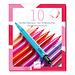 Djeco Dubbele viltstiften roze - 10 stuks