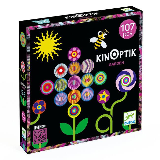 Puzzelspel Kinoptik - Tuin