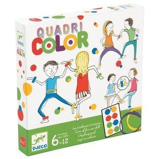 Djeco Quadri Color - Spel