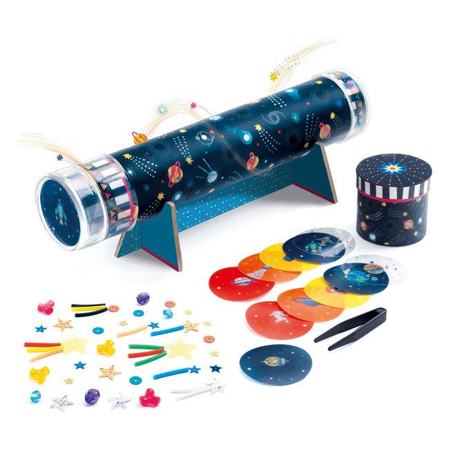 DIY Caleidoscoop - Space