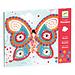 Djeco Mozaïekset Vlinders - Art by Numbers | Djeco