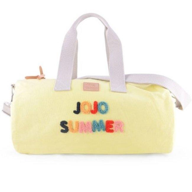 JoJo Factory Weekendtas / Sporttas Jojo Summer - Maxi Roll