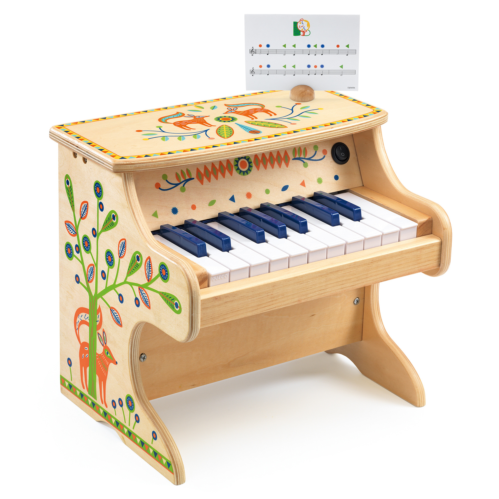 Elektronische piano Animambo | Djeco
