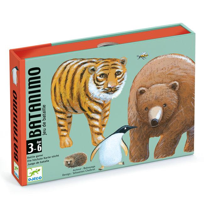 Kaartspel Batanimo | Djeco
