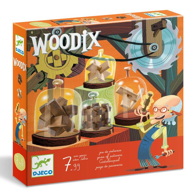 Houten Hersenbrekers Woodix | Djeco
