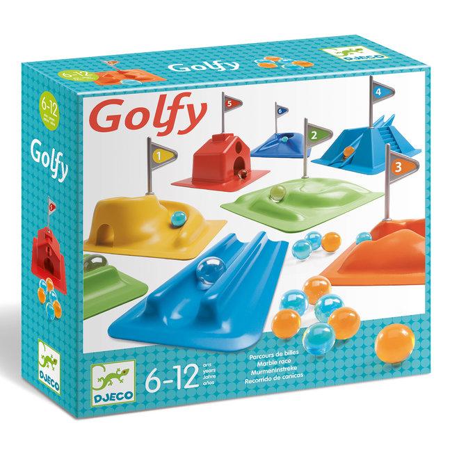 Knikker golfspel Golfy | Djeco