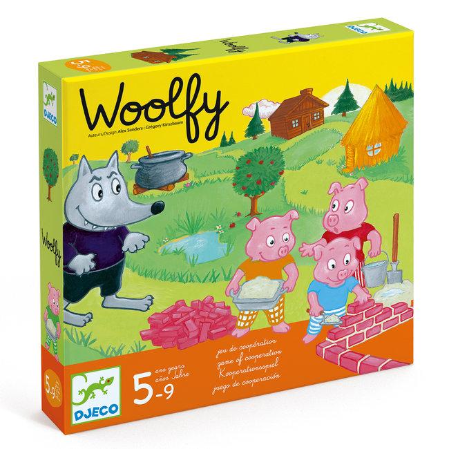 Bordspel Woolfy | Djeco