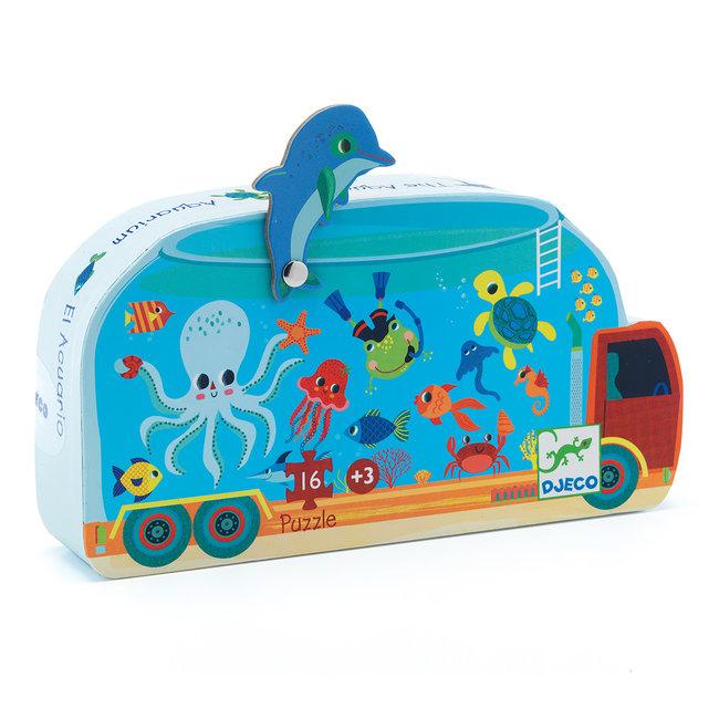 Puzzel Het Aquarium | Djeco