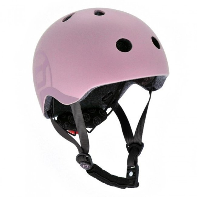 Fiets & Skate Helm Rose   Scoot and Ride