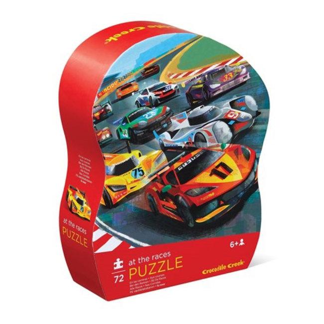 Puzzel At The Races - 72 stuks