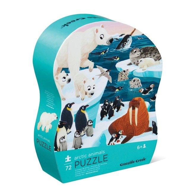 Puzzel  Artic Animals - 72 stuks