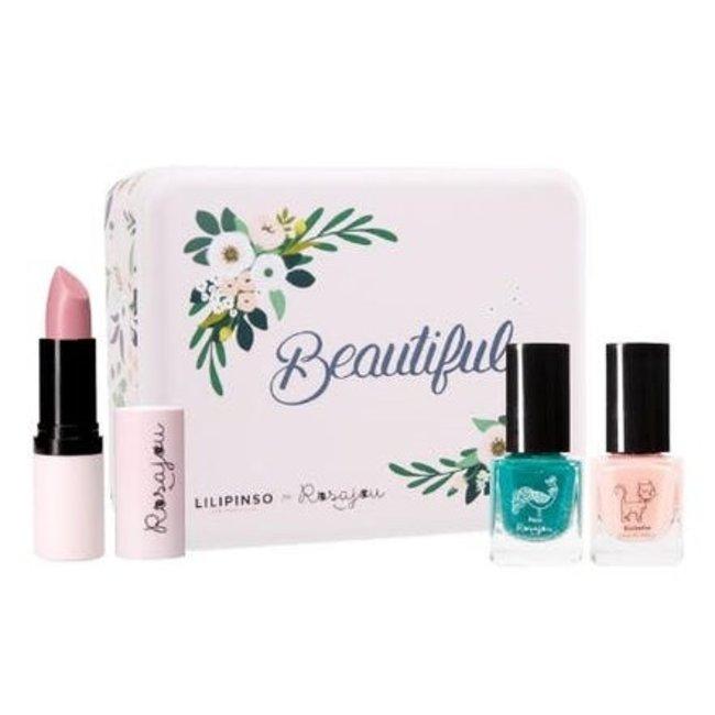 Make-Up Geschenkdoos - Wonderland