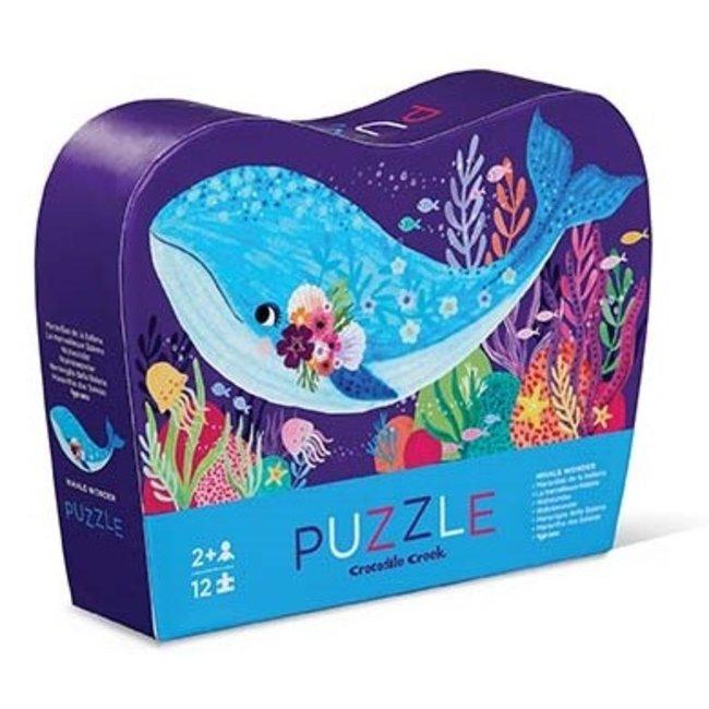 Puzzel Whale Wonder 12 stukken