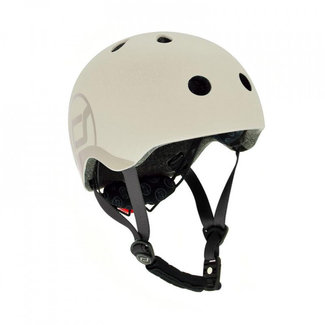 Scoot and Ride Helm Ash S-M