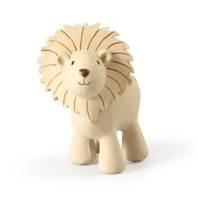 Badspeeltje 'Leeuw' met belletje   Tikiri