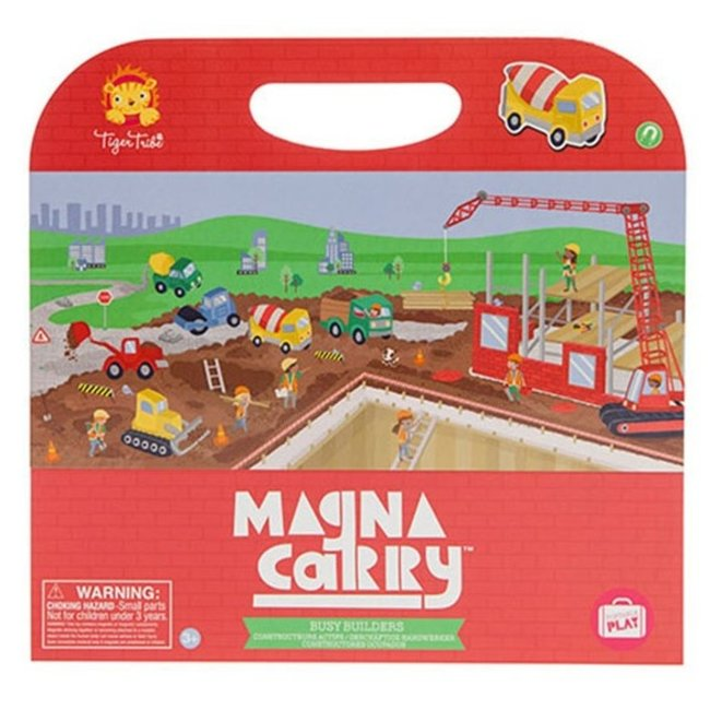 Tiger Tribe Magna Carry – Busy Builders