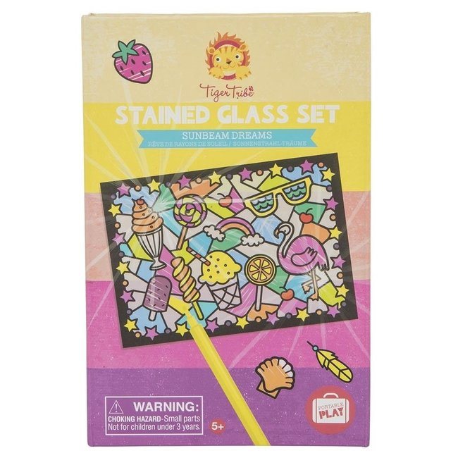 Stained Glass Set – Sunbean Dreams
