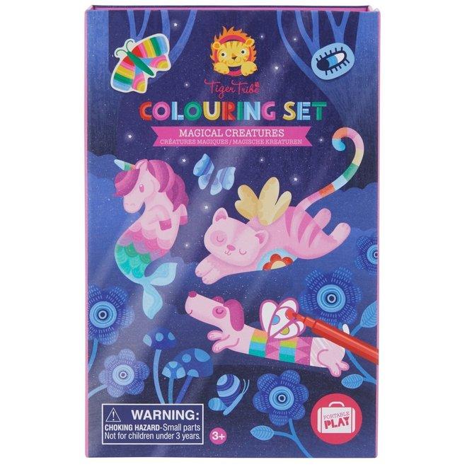 Kleurset Magical Creatures