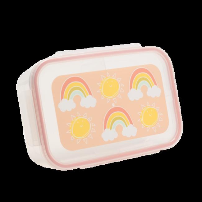 "Bento Box ""Rainbows & Sunshine""   SugarBooger"