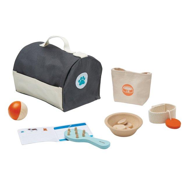 Plan Toys Houten Dierenzorg set | Plan Toys