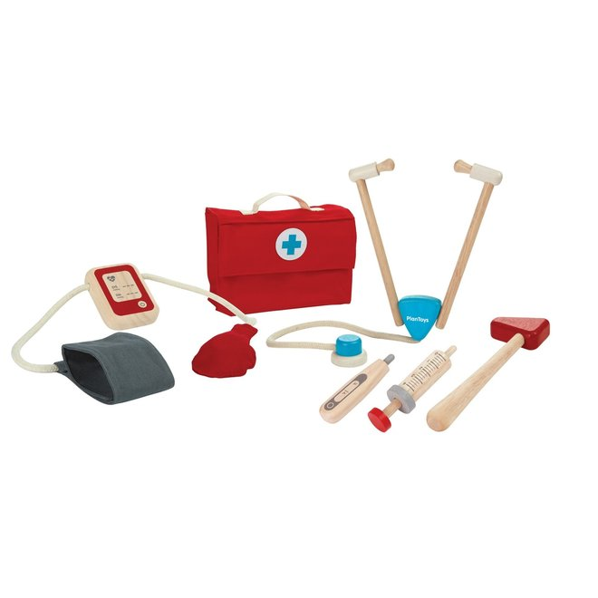 Houten Dokterset | Plan Toys